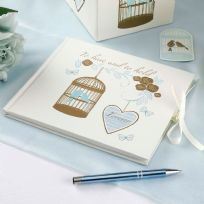 To Have And To Hold Wedding Guest Book